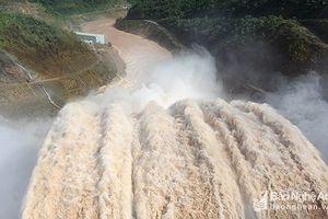 Nghệ An tăng cường kiểm tra việc vận hành thủy điện trên địa bàn