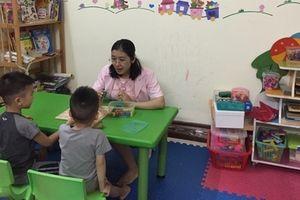 Báo động tình trạng rối loạn ngôn ngữ ở trẻ em