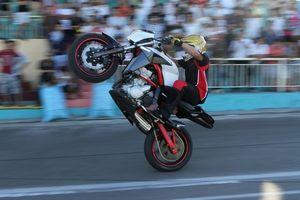 Sẽ có biểu diễn mô tô tại khai mạc giải U.21 Báo Thanh Niên