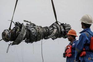 Indonesia kéo dài thời gian tìm kiếm máy bay Lion Air bị rơi