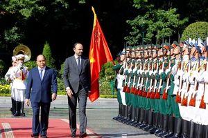 Sự kiện trong nước 29/10-4/11: Thủ tướng Pháp thăm Việt Nam