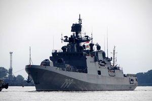 Nga điều tàu khu trục trang bị tên lửa hành trình tới Địa Trung Hải
