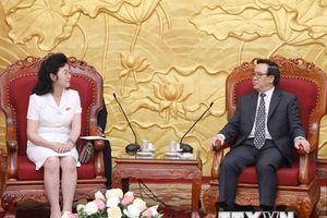 Việt Nam muốn củng cố và tăng cường quan hệ với Triều Tiên