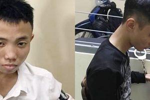 Tóm gọn 2 tên cướp tuổi teen vừa ra tay cướp IphoneX