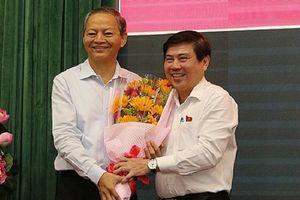 Phó Chủ tịch UBND TP Hồ Chí Minh Lê Văn Khoa được thôi việc theo nguyện vọng