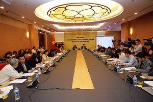 Hội thảo 'Dự án Luật Phòng, chống tác hại của rượu, bia dưới các góc nhìn khác nhau'