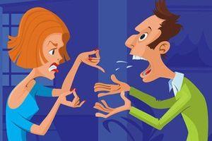 Sáng cười: Vợ bực mình vì chồng làm đúng yêu cầu