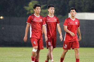 Tuyển Việt Nam lộ tử huyệt hàng thủ trước thềm AFF Cup 2018