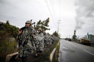Mỹ-Hàn khôi phục tập trận ngay trước cuộc đàm phán với Triều Tiên