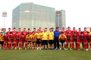 Đội tuyển Việt Nam đã sẵn sàng thắng Lào để tự tin bay cao