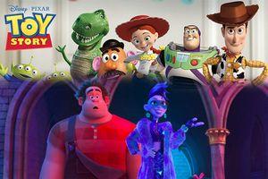 Gà chiến nhà Disney - Woody 'Toy Story 4' và Ralph Đập Phá hứa hẹn làm nên lịch sử cho hãng
