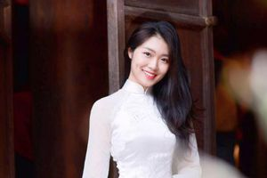 Bất ngờ trước nhan sắc của nữ sinh Hà Nội tại Hoa khôi Sinh viên Việt Nam 2018
