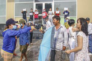 TP.HCM: Yêu cầu bầu ban quản trị, cư dân Topaz City bị hành hung