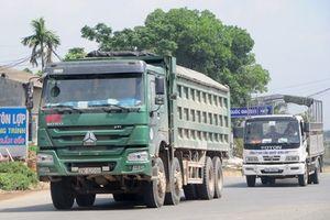 Đề xuất nhiều giải pháp ngăn chặn xe quá tải