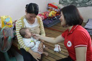 Cái nôi của phong trào tình nguyện viên chữ thập đỏ Việt Nam