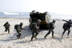 Mỹ - Hàn điều 500 binh sĩ tham gia tập trận chung sau nhiều tháng trì hoãn