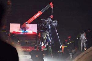 Tìm thấy nhân vật từng lái thuê của chiếc xe gặp nạn lao xuống sông Hồng
