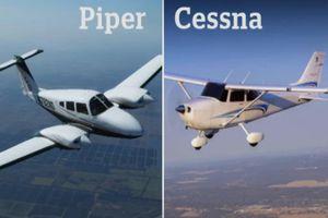 Hai máy bay va chạm ở Canada khiến một phi công thiệt mạng