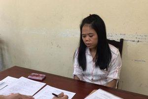 Bắt nữ quái 5 con từ Sơn La về Hưng Yên buôn ma túy