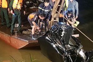 Dấu hiệu bất thường của xe Mercedes trước khi lao xuống sông Hồng khiến 2 người phụ nữ tử vong