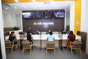 Chứng khoán KB (KBSV) được chấp thuận chào bán 138 triệu cổ phiếu