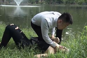 'Quỳnh búp bê' tập 24: My Sói bị người tình đánh no đòn vì Đào, cay đắng nuôi ong tay áo bấy lâu