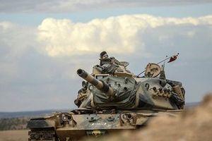 Thổ Nhĩ Kỳ vận chuyển gần 1.200 phiến quân đến tiền tuyến Euphrates