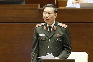 Bộ trưởng Tô Lâm: 'Giảm tới 50% số vụ án, vi phạm pháp luật sau khi có lực lượng Công an xã chính quy'