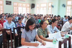 Sơn Tây (Hà Nội): 5 năm giám sát hơn 1.700 cuộc