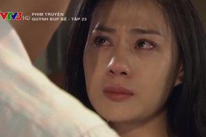 'Quỳnh búp bê' tập 23: Quá khứ làm gái bại lộ, Quỳnh bị xa lánh
