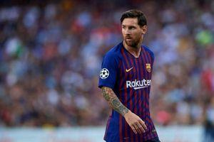 Inter Milan vs Barcelona: Messi trước lời nguyền 'xanh đen'