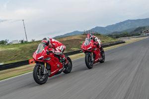 Ducati Panigale V4 R - superbike thương mại với công nghệ xe đua