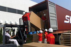 Phát triển dịch vụ logistics của Hà Nội: Chưa tương xứng với tiềm năng