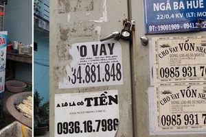 Băng nhóm đòi nợ thuê, tín dụng đen 'hoành hành'