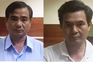 Hai cán bộ Sở Tài nguyên – Môi trường tỉnh Bến Tre bị bắt