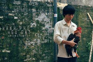 Lương Đình Dũng giới thiệu 'Thành phố ngủ gật' tại thị trường quốc tế