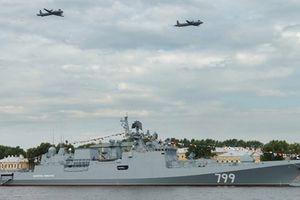 Nga điều chiến hạm tấn công xa ngàn km đến Syria