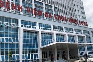 Bệnh viện Vĩnh Long có GĐ mới sau lùm xùm: Lời thật