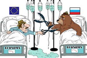 Mỹ trừng phạt Nga mà châu Âu xót của