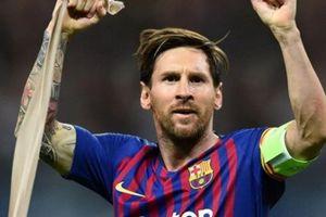 Vì sao Messi cuống cuồng trở lại khi Barca đấu Inter ở Champions League?