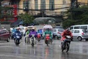 Cảnh báo mưa lớn, dông lốc, sét ở Bắc Bộ và Bắc Trung Bộ
