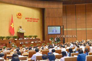 Quốc hội thảo luận một số nội dung còn ý kiến khác nhau của dự án Luật Công an nhân dân