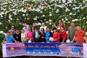 Famtrip khảo sát du lịch tại Đà Lạt