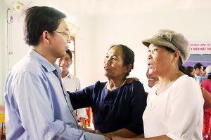 Đối thoại ở đầm Trà Ổ, Bình Định: Nếu ảnh hưởng tiêu cực, chủ tịch tỉnh xin từ chức