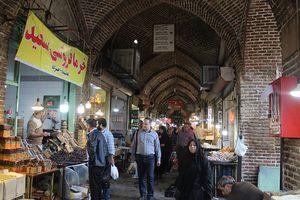Phiên chợ thành Tabriz