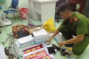 Triệt phá nhóm cho vay nặng lãi ở TP. Nha Trang