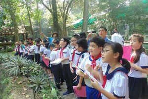 TPHCM tổ chức chương trình tiết học ngoài nhà trường bậc tiểu học