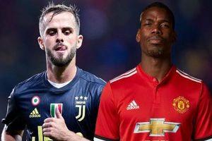 Chuyển nhượng bóng đá mới nhất: MU lấy Pogba dụ Juventus đổi người