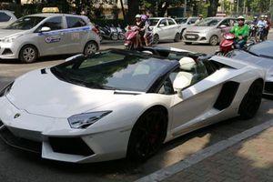 'Tình cũ' Lamborghini Aventador của Cường Đô la độ khủng