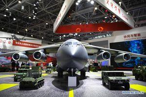 Triển lãm hàng không lớn nhất năm ở Trung Quốc khai mạc